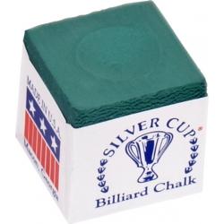 Kulečníková křída Silver Cup Green - zelená