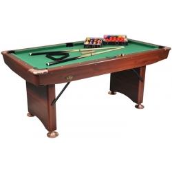 Kulečníkový stůl Pool Buffalo Chalenger 6ft Brown