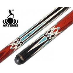 Tágo karambolové Mister 100 R. Ceulemans Model RedWood&Blue