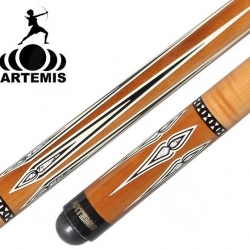 Tágo karambol Mister 100 Curly Maple Brown with Prongs