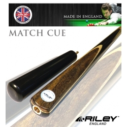 Tágo snooker Riley England - Match Cue