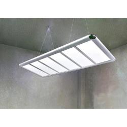 Osvětlení LED 6, Silver