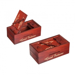 Hlavolam Japanese Secret Box Good Fortune