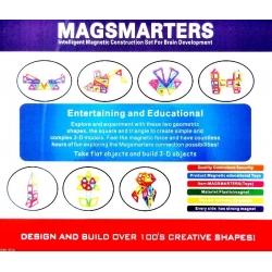 MAGSMART 62 dílků