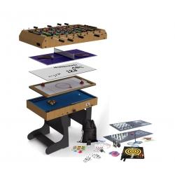 Stůl multifunkční  sklopný Riley 21 her