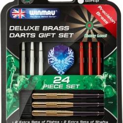 Šipky steel Winmau Gift set 22g
