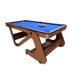 Kulečníkový stůl Riley sklopný 6ft + šipky