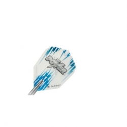 Letky Phil Taylor Vision Standard The Power White/Blue