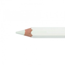 Tužka bílá ke kulečníkovým stolům