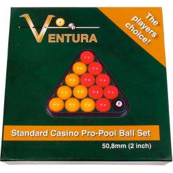 Koule pool Casino Economy Ventura 50.8mm