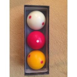 Hrané koule Aramith Pro Cup Prestige  61.5mm
