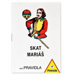 Pravidla - Mariáš, Skat