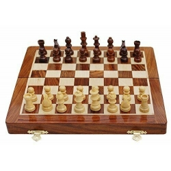 Šachy cestovní magnetické Chopra 13x25cm