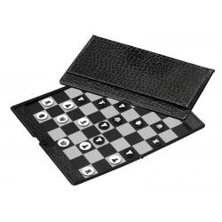 Šachy magnetické v plastovém pouzdře Philos