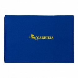 Čistící utěrka Gabriels modrá - Delsa Blue