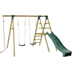 Dřevěné dětské hřiště PLUM