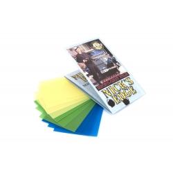 Čistící papírky Micro Nicks Edge 12ks