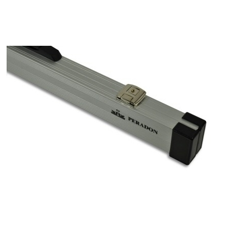 Kufřík Peradon Aluminium Silver