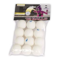 Míčky na stolní tenis Buffalo TT Balls celluloid-free Hobby 12ks