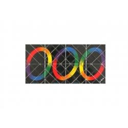 Rubik puzzle hlavolam Magické kruhy malý