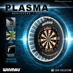 Osvětlení terče Winmau Plasma dartboard light