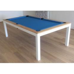 Kulečníkový stůl PrimeArt masiv buk pool, karambol