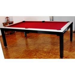 Kulečník PrimeArt pool, karambol - jídelní stůl