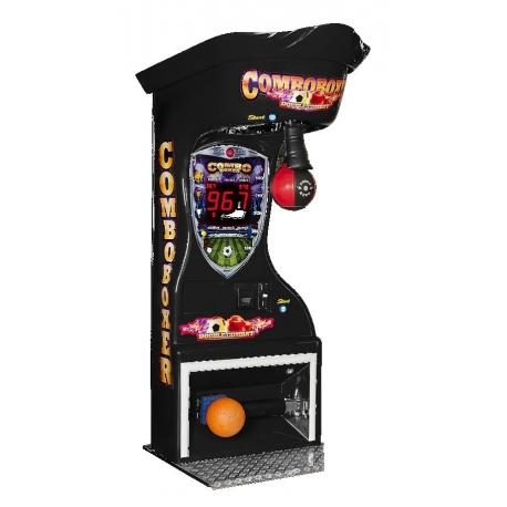 Silový automat Comboboxer - Boxer and Kicker