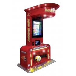 Zábavní automa KickBoxer - box, kicbox a fotbal v jednom