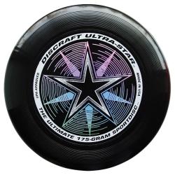 Frisbee Discraft UltraStar Pro  175g černý