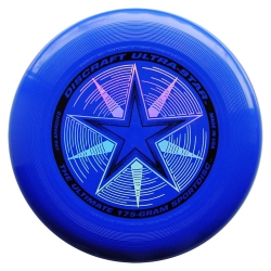 Frisbee Discraft Ultra Star Royal modré 175 g