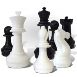 Šachové figurky zahradní 40cm - De - luxe