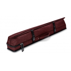 Pouzdro Predator Urbain Soft Case 3/5 Red 85 cm