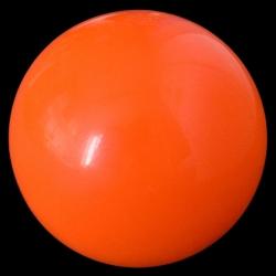 Koule samostatná Aramith 61,5mm oranžová