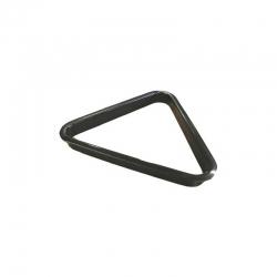 Trojúhelník Pyramida černý plast 68mm