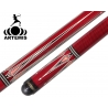 Tágo karambol Mister 100 R. Ceulemans Curly Maple Red with Prongs