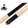 Tágo Karambolové Mister 100 R. Ceulemans Black Pearl/Curly Maple