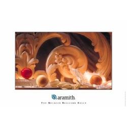 Plakát Art of Carom Aramith 72 x 103 cm