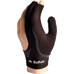 Rukavice Buffalo Reversible Black L
