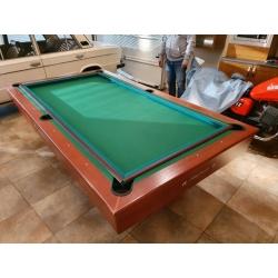 Kulečníkový stůl pool Soren Sogaard 8ft - bazar