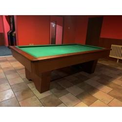 Kulečníkový stůl karambol 210 x 105 - bazar