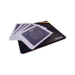 Magnetická kreslící tabulka MagPad BIG 714 kuliček,Barva Černá