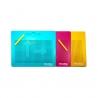 Magnetická kreslící tabulka MagPad BIG 714 kuliček,Barva Růžová
