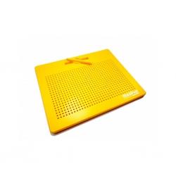 Magnetická kreslící tabulka MagPad BIG 714 kuliček,Barva Žlutá