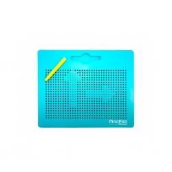 Magnetická kreslící tabulka MagPad BIG 714 kuliček,Barva Zelená - Rozbaleno