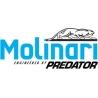 TÁGO Karambolové MOLINARI PREDATOR P3  T. BLOMDAHL BLUE