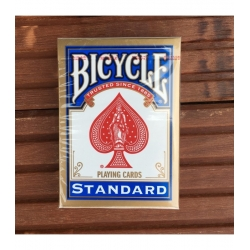 Bicycle Back International Std. Index BLUE