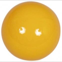 Koule samostatná Aramith 61,5mm žlutá