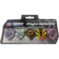 Letky Winmau Selector set 15 ks