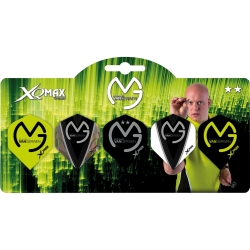 Letky Michael van Gerwen multipack set 15 ks